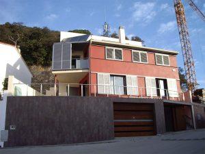 Construcción de Casa unifamiliar a 4 vientos