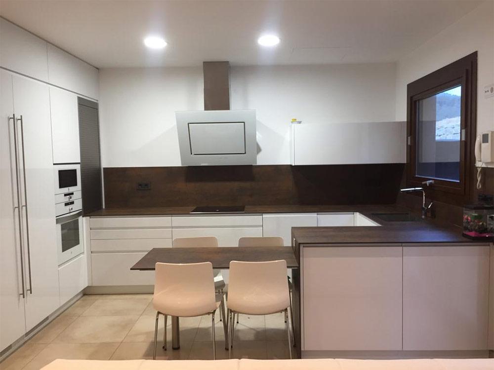 Reforma de cocina en Mataró